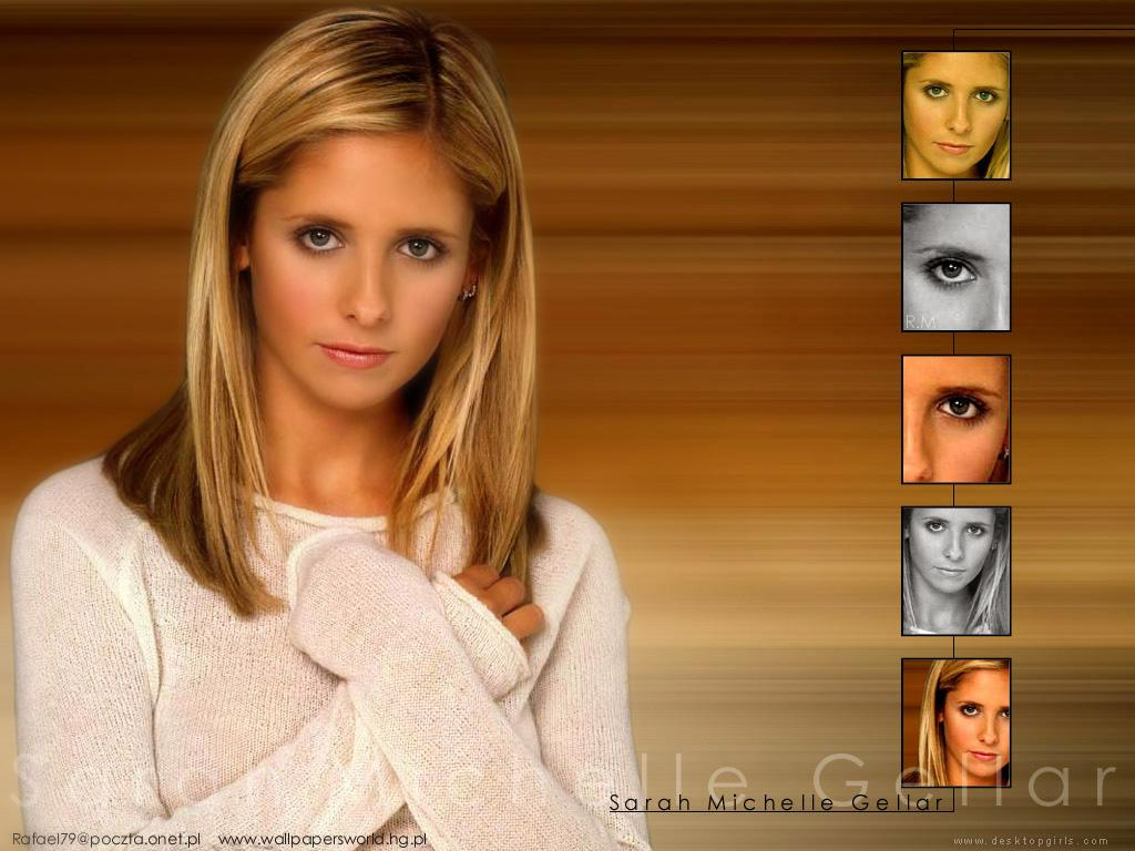 Wallpaper Top Sarah Michelle Gellar