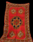 BERBER TRIBAL AUTHENTIC HANDMADE MOROCCAN ZEMMOUR RUG